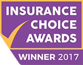 Insuranbce Choice Awards Winner