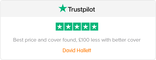 Best price and cover found, £100 less with better cover - David Hallett