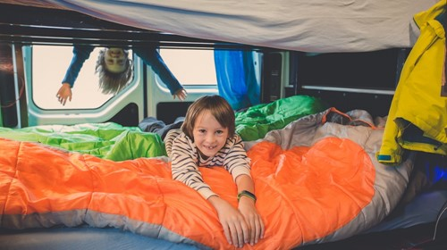 Our Top Tips For Caravanning With Kids