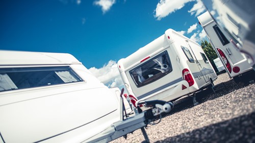 Infographic: How To Improve Your Caravan Security